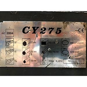 MG CY 275 M