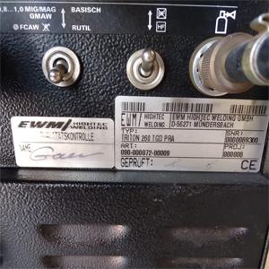 Inverter Praxair Triton 260